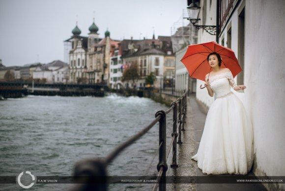 卢塞恩婚纱摄影