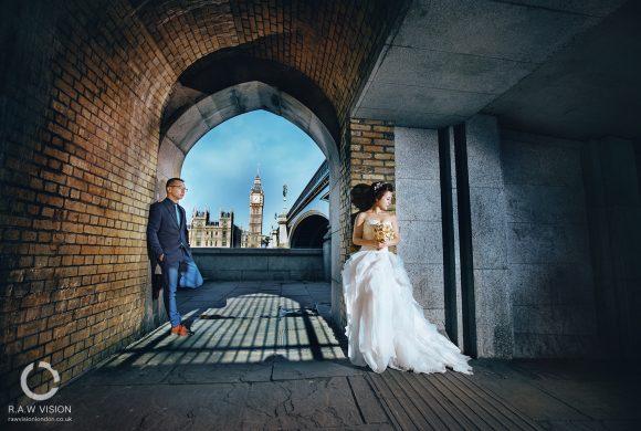 Liang & Zoe – London Day1