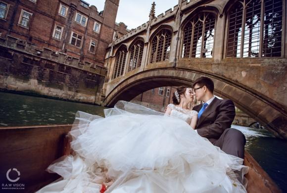 Della & Bruce – Cambridge
