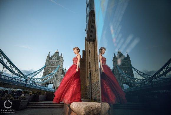 Iris 伦敦婚纱