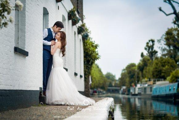 Audrey&Terry London Prewedding