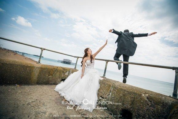 Audrey&Terry Brighton Prewedding
