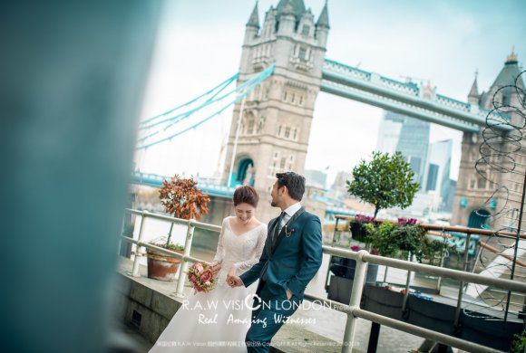 Tram&Vinh London Prewedding