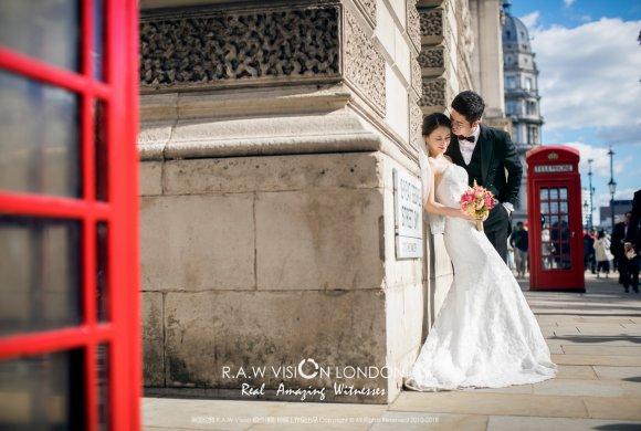 Cecio&Edwin 伦敦婚纱照